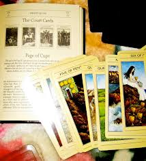 Mythic Book and Cards