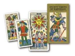 Ancient Marseilles Tarot