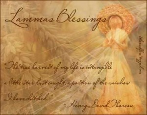 Lammas Blessings