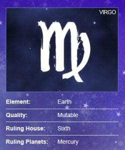 Virgo Card